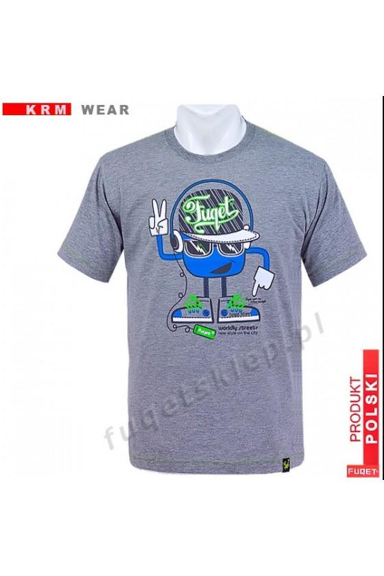 Koszulka FUQET TECHNO M