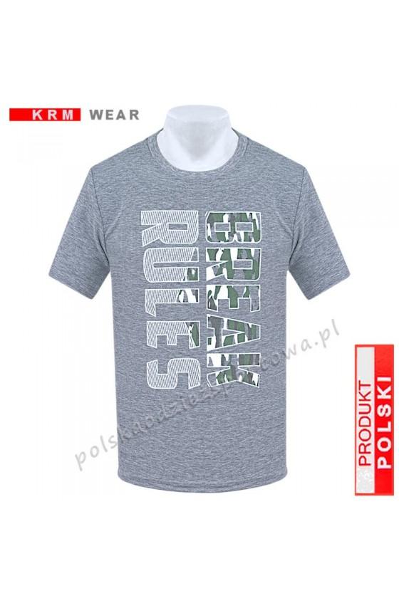 Koszulka  sportowa BREAK RULES melanż