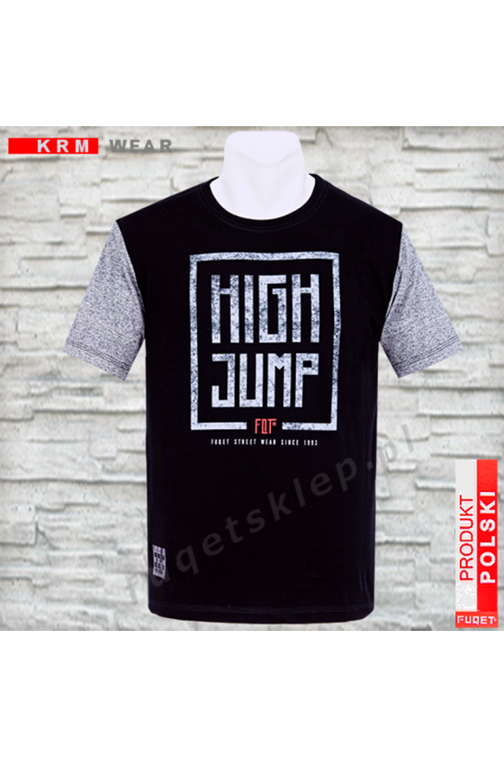 Koszulka HIGH JUMP- DS