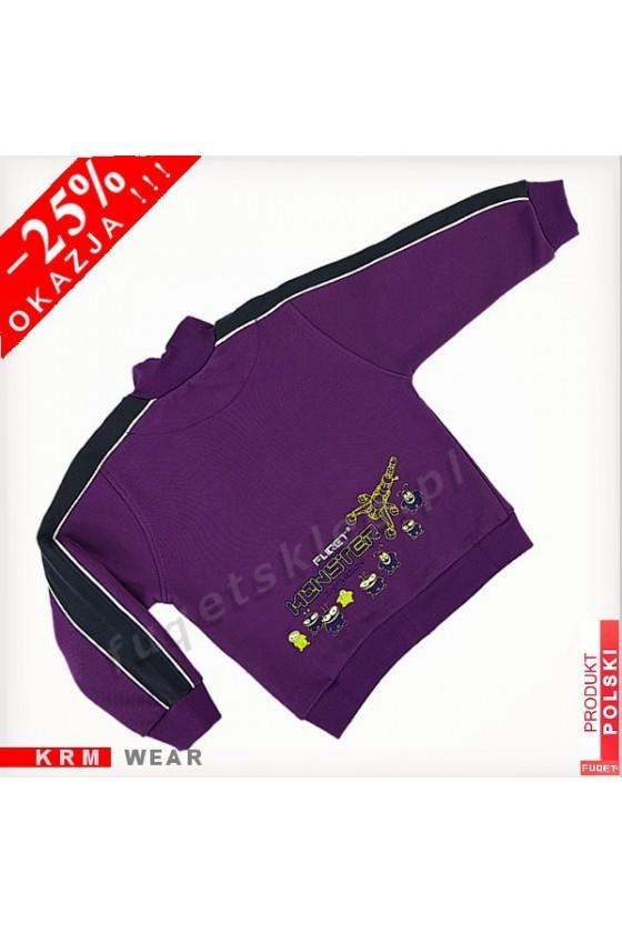 Bluza dziecięca FUQET MONSTER rozmiar 104 - P