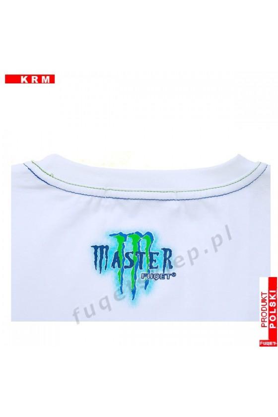 Koszulka FUQET MASTER -DS biała