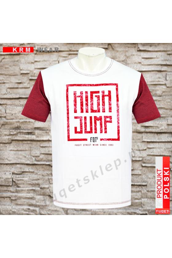 Koszulka HIGH JUMP - MD
