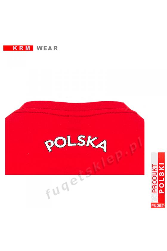 Koszulka '' POLSKA''  FLAGA - DS