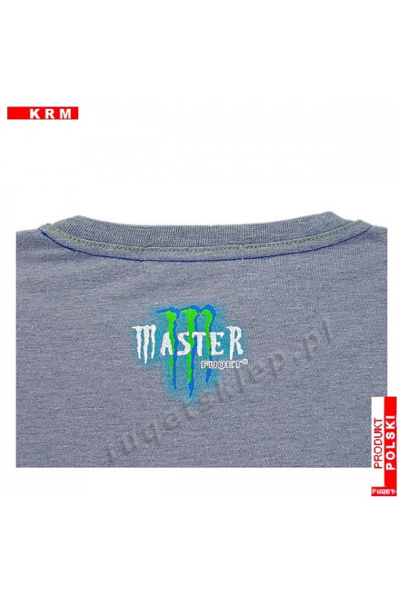 Koszulka FUQET MASTER M melanż