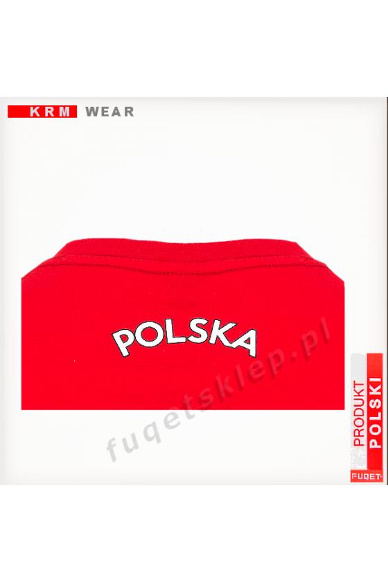 Koszulka dziecięca POLSKA /orzeł/