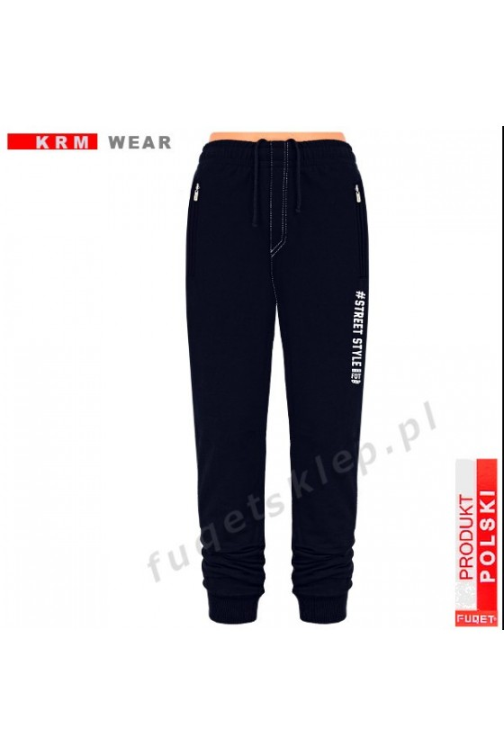 Spodnie STREET STYLE PDS czarne