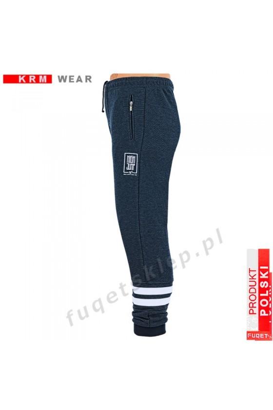 Spodnie  HIGH JUMP DSP antracyt