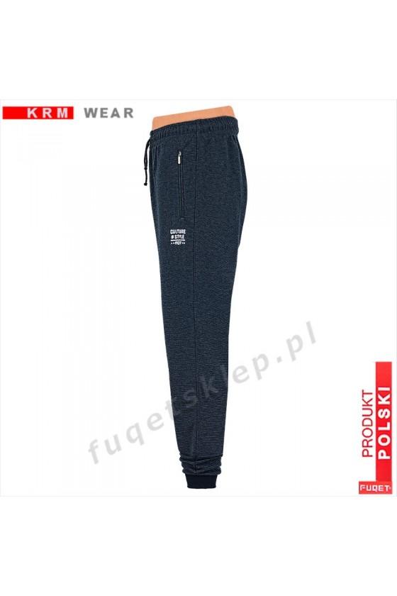 Spodnie Stay Strong obniżony Stan DS-P antracyt