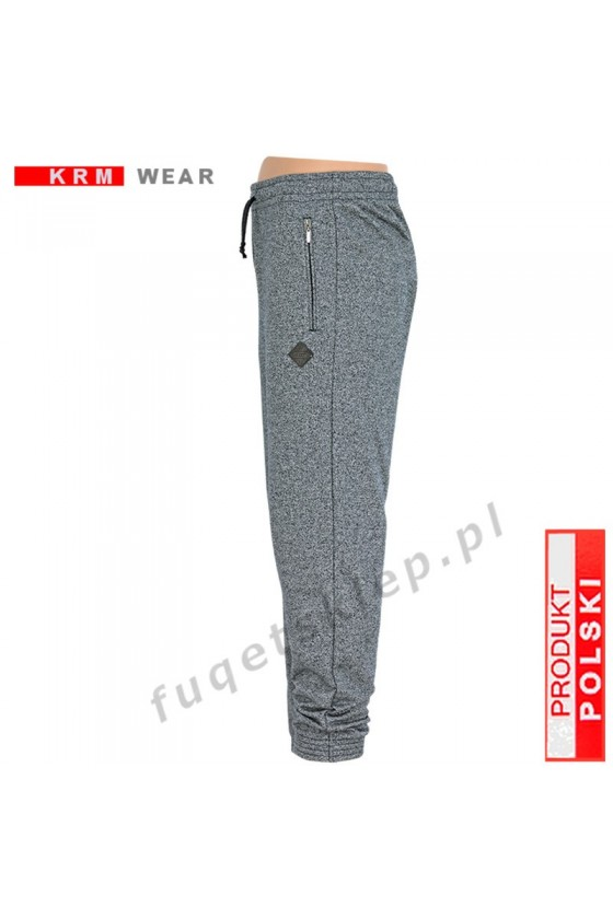 Spodnie FUQET JOGGER  DS P fantazja grey