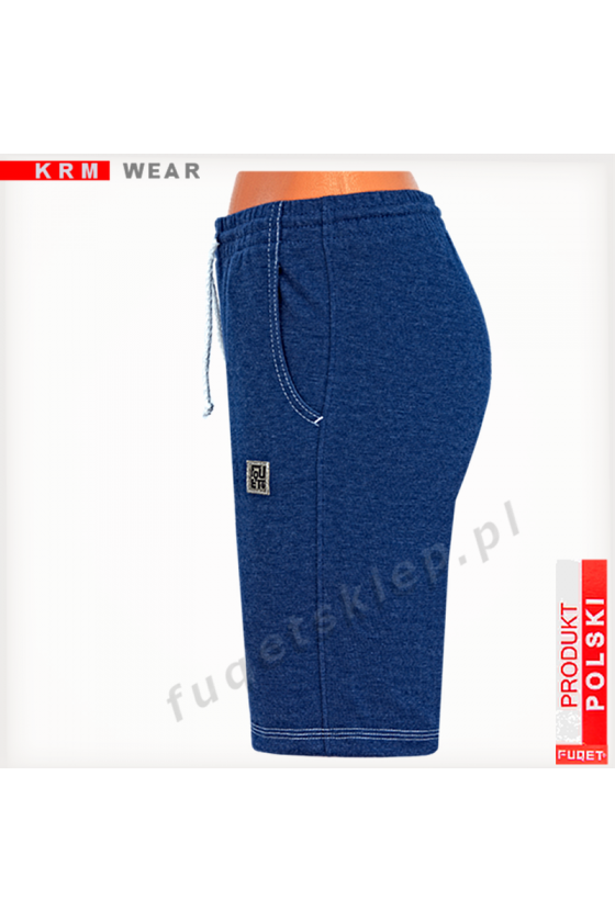 Spodenki  FUQET CLASSIC - DS jeans