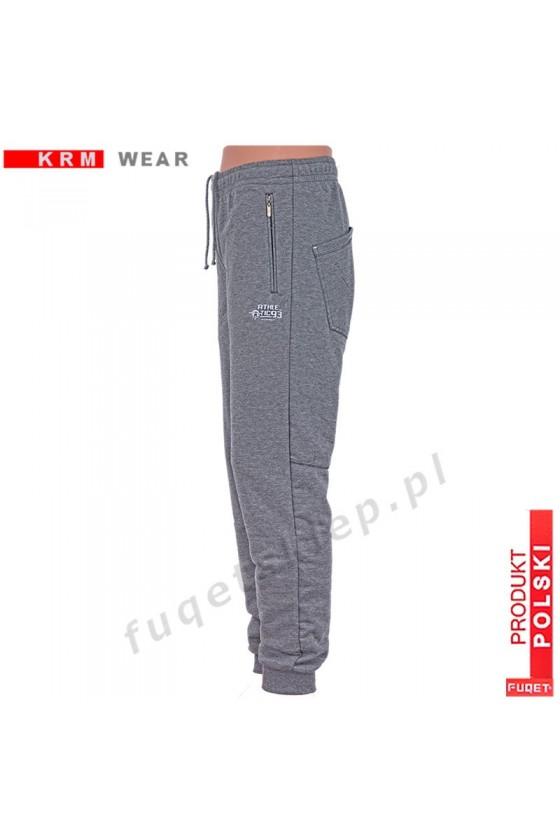 Spodnie ATHLETIC 93  GDS melanż
