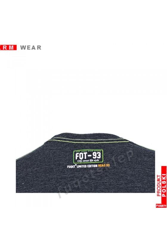 Koszulka FUQET ROAD DS antracyt
