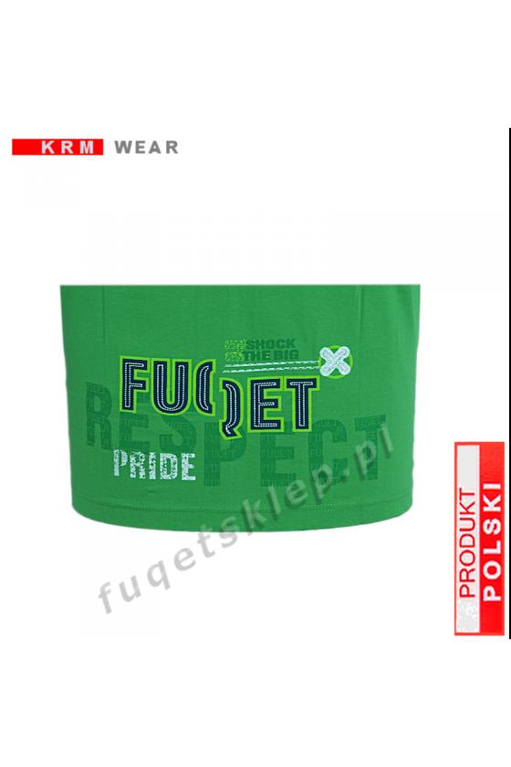 Longsleeve FUQET RESPECT M zielony