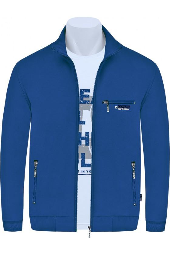 Bluza sportowa TSZG CLASSIC jeans