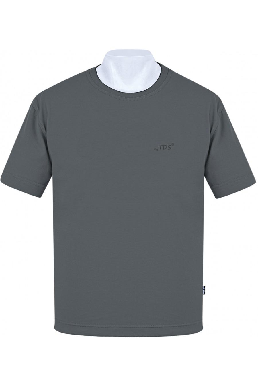 Koszulka Sportowa TS CLASSIC grafitowa