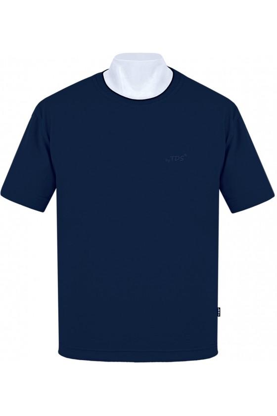 Koszulka Sportowa TS CLASSIC granatowa