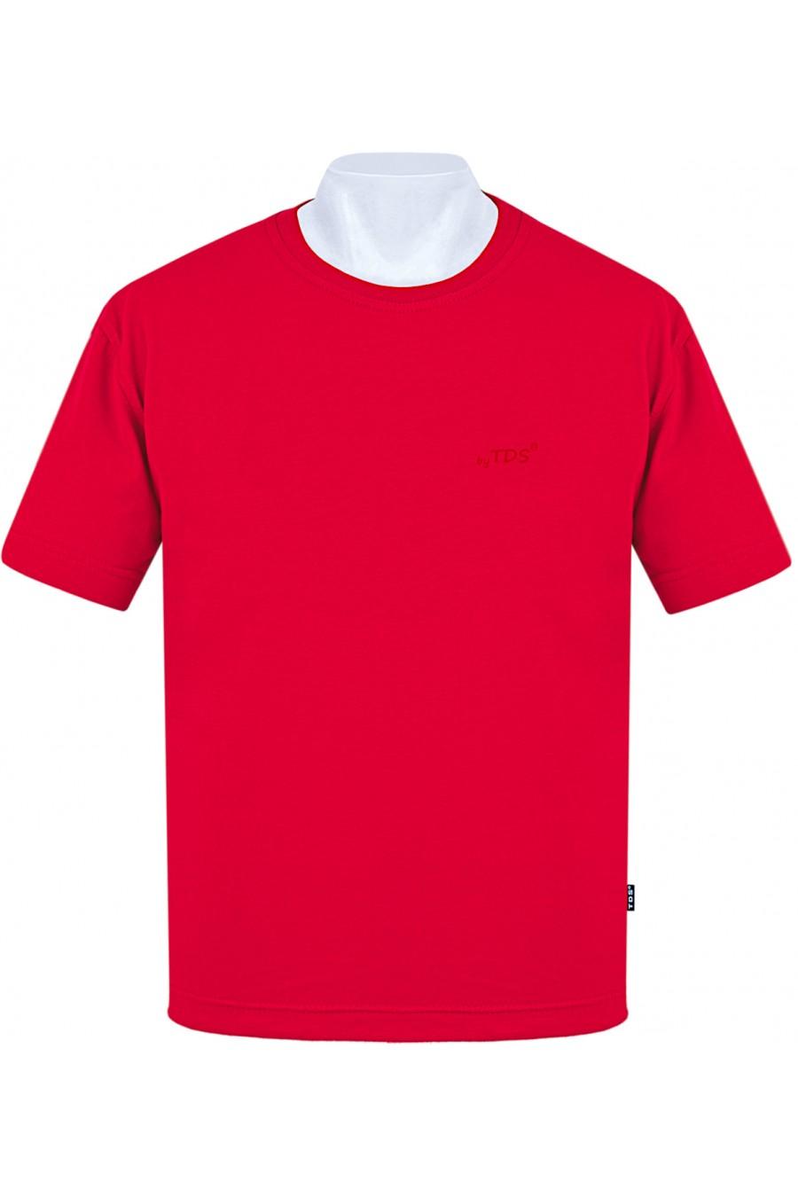 Koszulka Sportowa TS CLASSIC czerwona