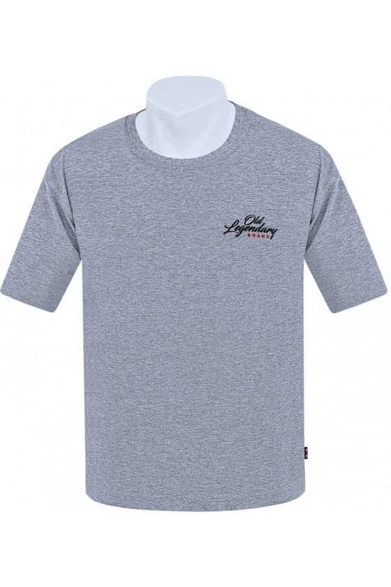 Koszulka S-6XL bawełna F Old Legendary melanż