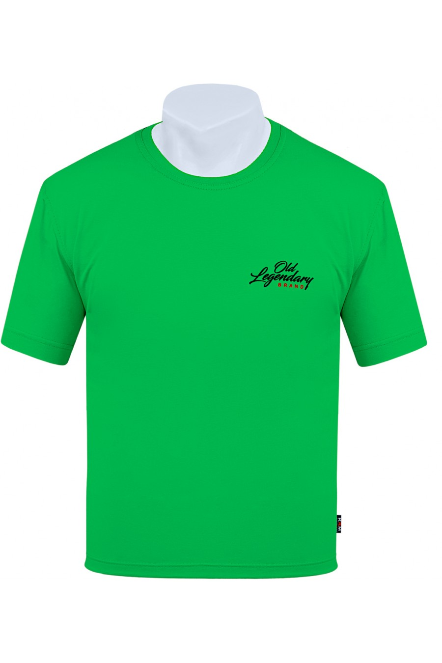 Koszulka S-6XL bawełna F Old Legendary  zielony