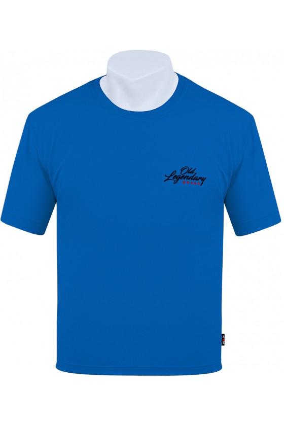 Koszulka S-6XL bawełna F Old Legendary niebieski