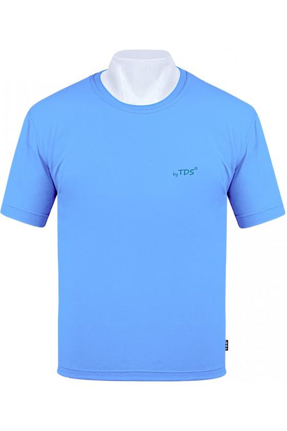 Koszulka Sportowa TS CLASSIC błękit