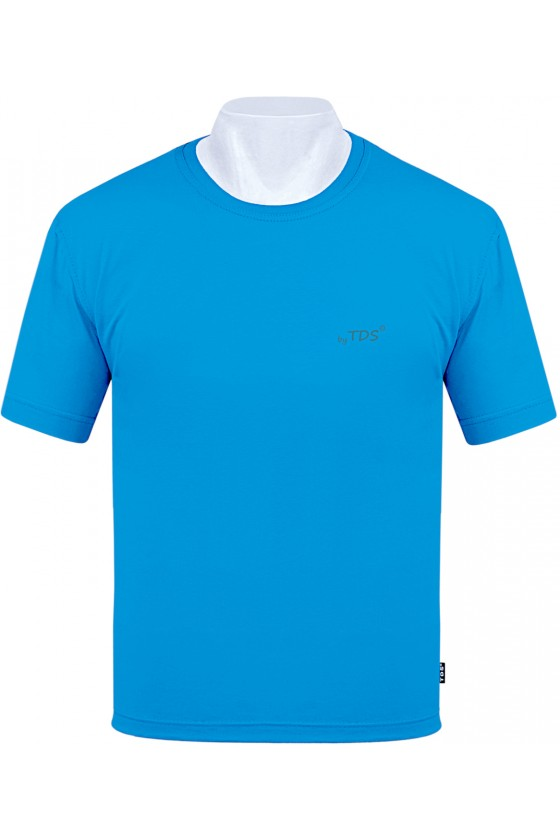 Koszulka Sportowa TS CLASSIC turkus