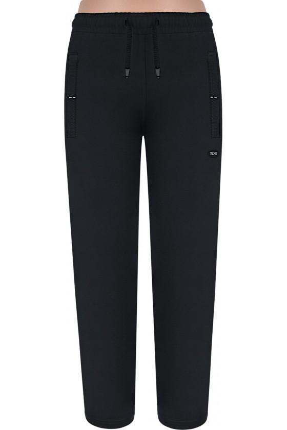 Spodnie sportowe TS 174 CLASSIC czarne