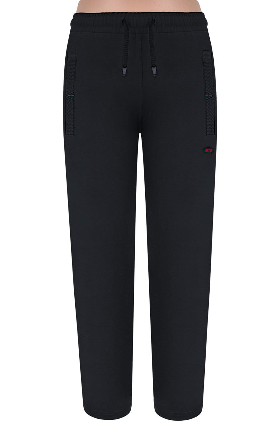 Spodnie sportowe TS 174 CLASSIC czarne/cz