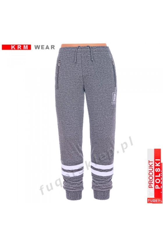 Spodnie  HIGH JUMP DSP melanż