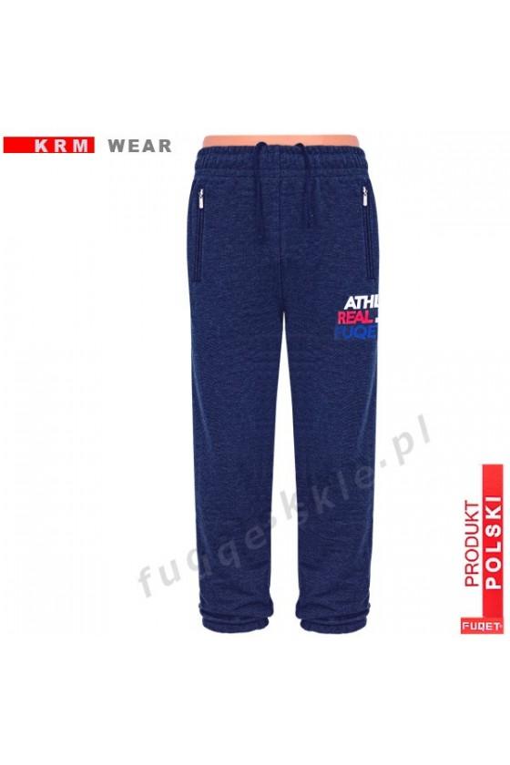Spodnie  FUQET ATHL DSP jeans