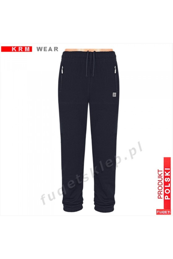 Spodnie  FQT DSP czarny
