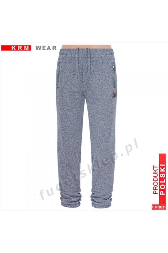 Spodnie FQT 2 G melanż