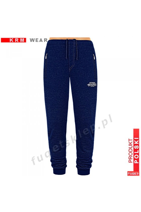 Spodnie  ATHLETIC 93 GDS jeans