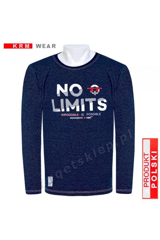 Longsleeve FUQET NO LIMITS DS jeans