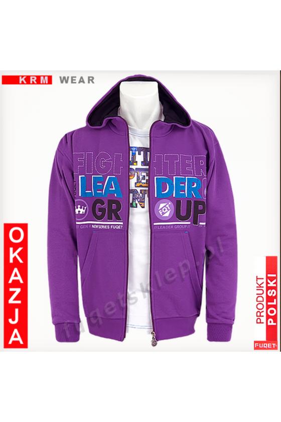 Bluza  FUQET LEADER GROUP PM