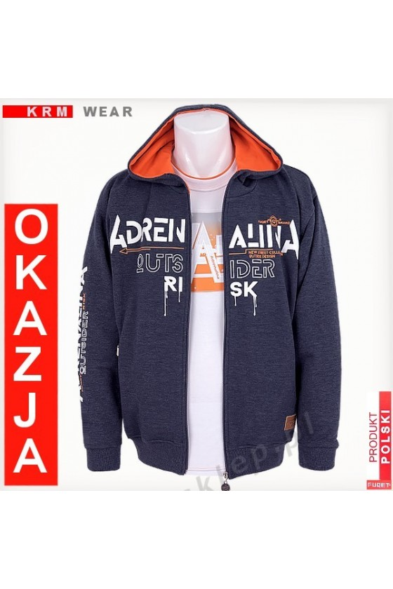 Bluza FUQET ADRENALINA RISK 2 GM