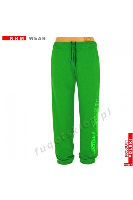 Spodnie bawełna RESPECT  MD P