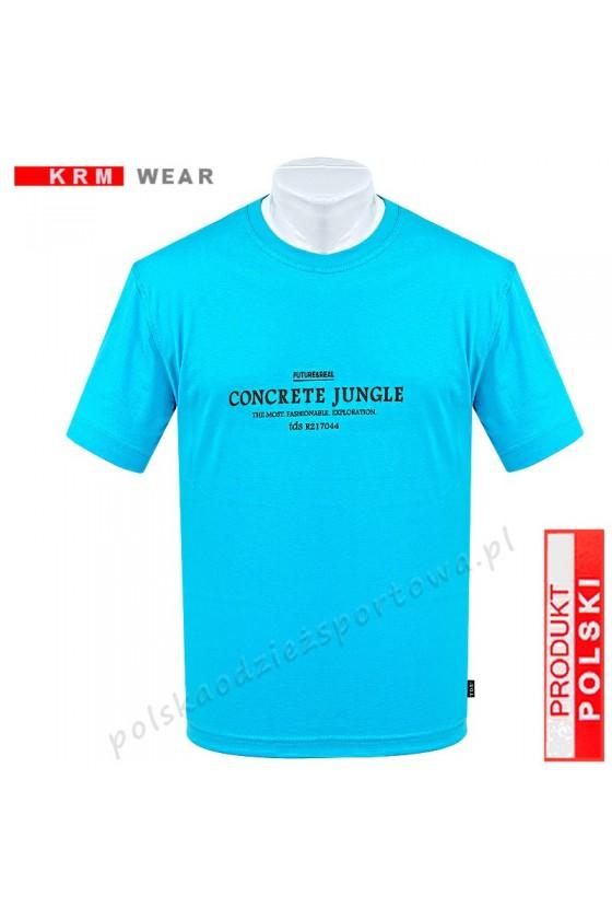 Koszulka Sportowa CONCRETE...