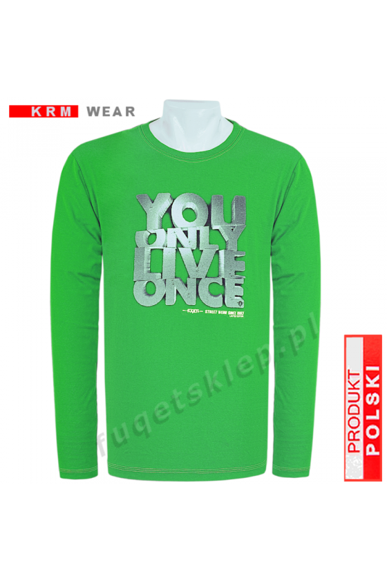 Longsleeve FUQET YOU ONLY...