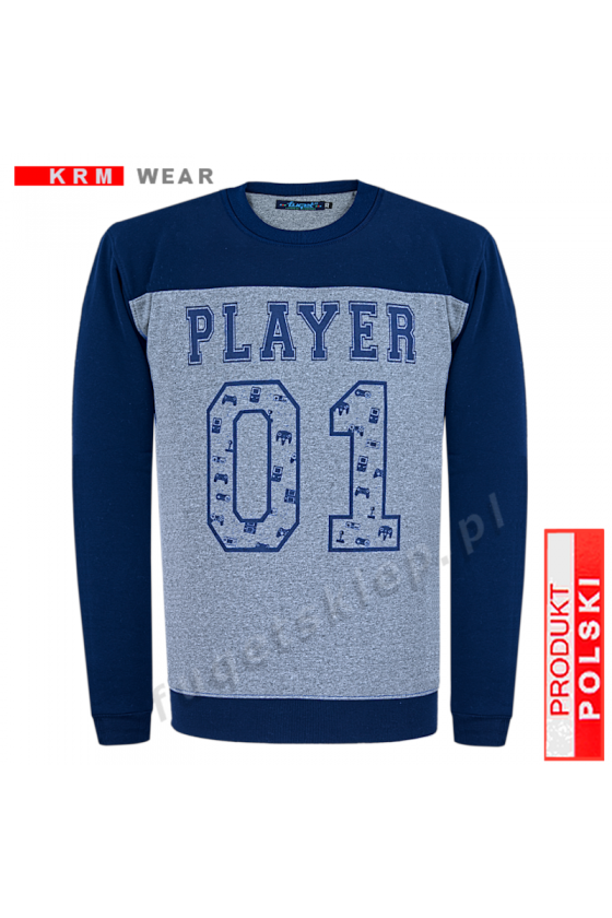 Bluza PLAYER  GMD fantazja/...