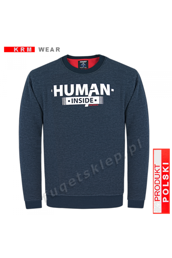 Bluza HUMAN GMD antracyt