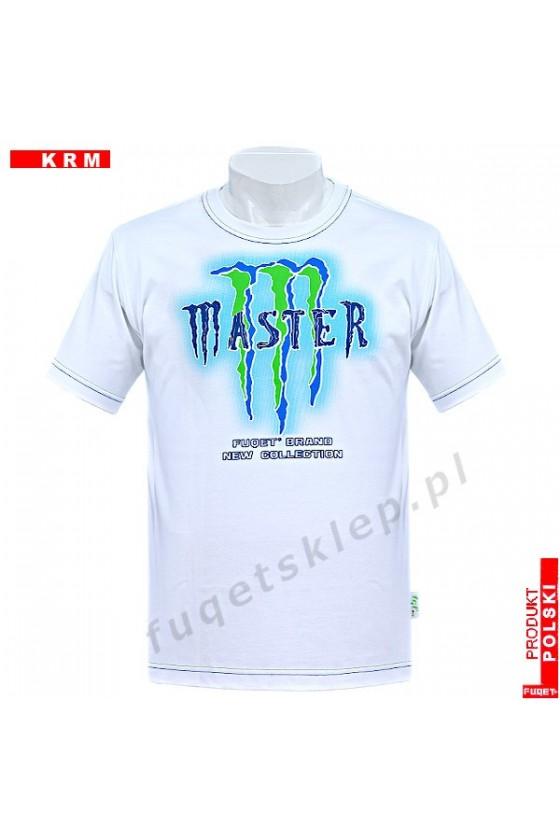 Koszulka FUQET MASTER M biała