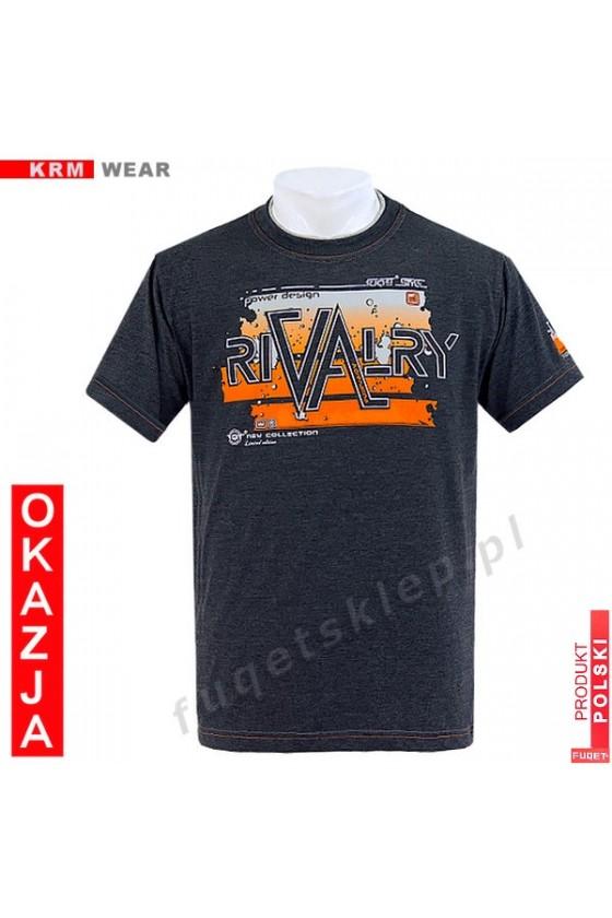 Koszulka FUQET RIVALRY DS antracyt