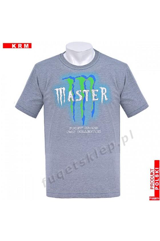 Koszulka FUQET MASTER -DS melanż