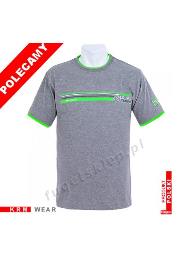 Koszulka FUQET - GLOBAL TEAM - DS melanż