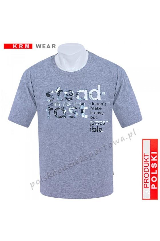 Koszulka Sportowa TS STEADFAST melanż
