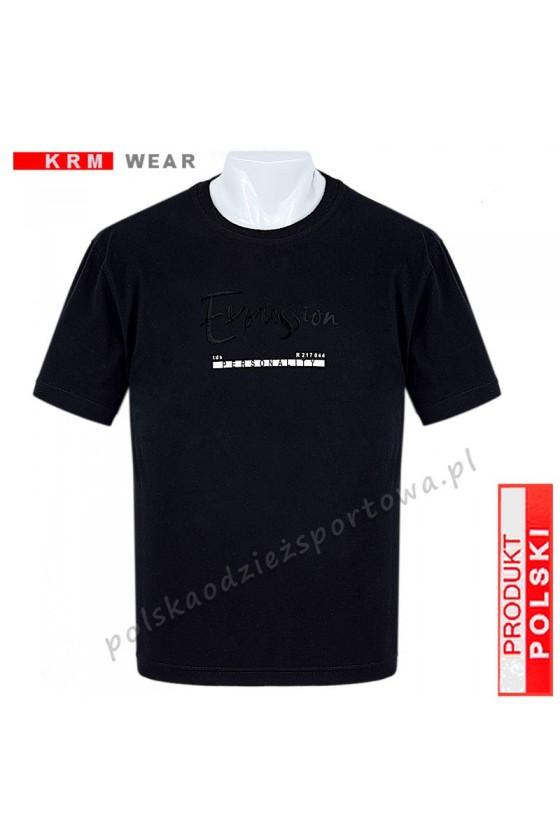 Koszulka sportowa EXPRESSION czarna