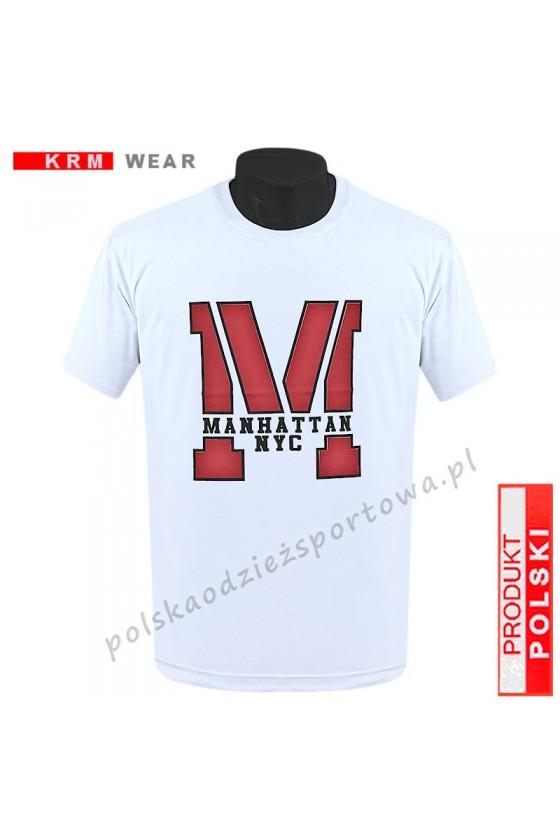 Koszulka  sportowa TS - D ''M'' biała